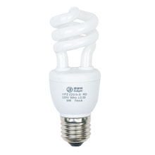 Half Spiral Series, Fluorescent Lamp / Electronic Energy Saving Lamp (Self-Ballasted)
